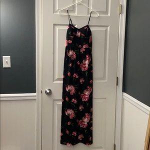 Xhilaration floral maci dress